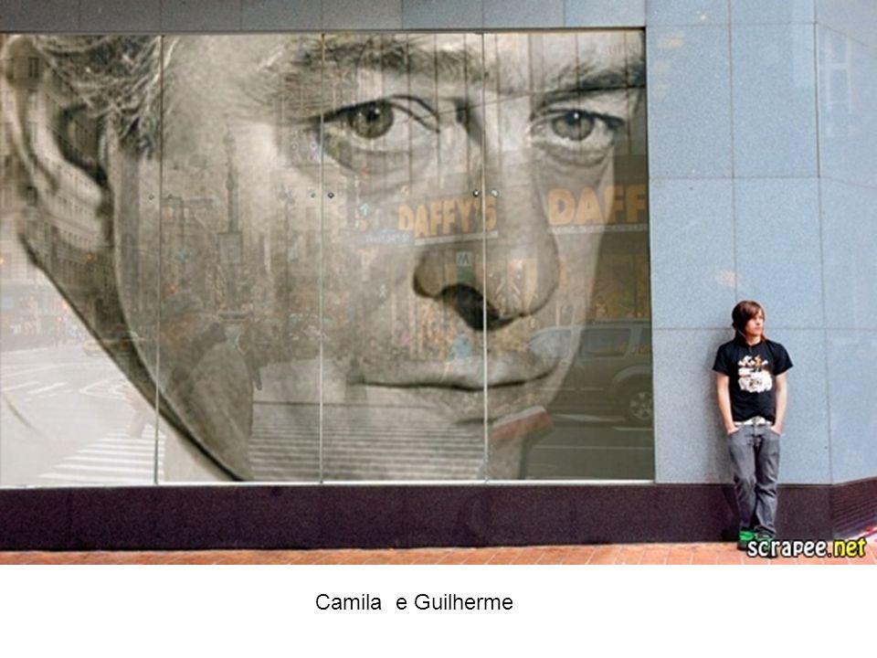 Camila e Guilherme