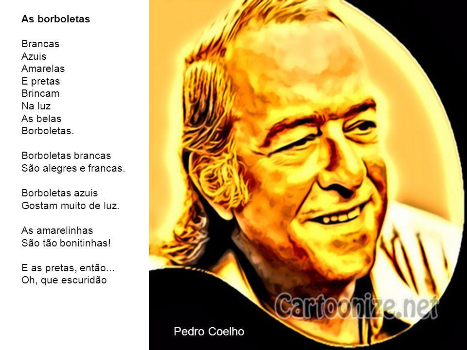 Pedro Coelho As borboletas