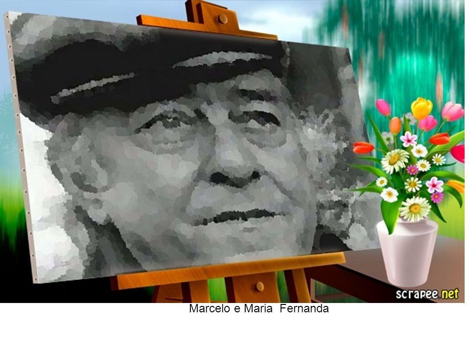Marcelo e Maria Fernanda