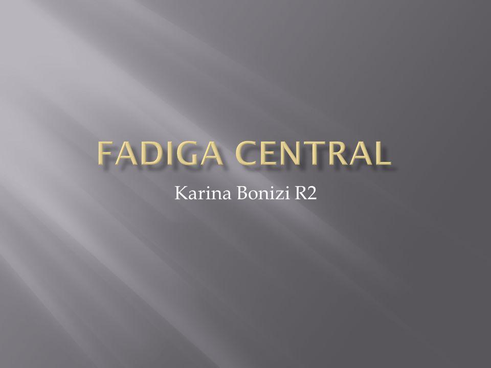 Fadiga Central Karina Bonizi R2