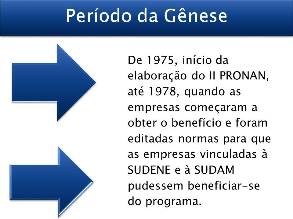 Período da Gênese