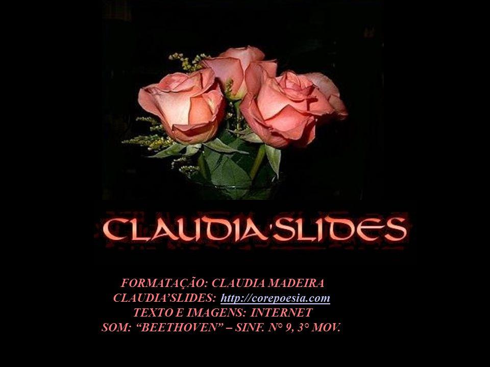 FORMATAÇÃO: CLAUDIA MADEIRA CLAUDIA'SLIDES: http://corepoesia.com