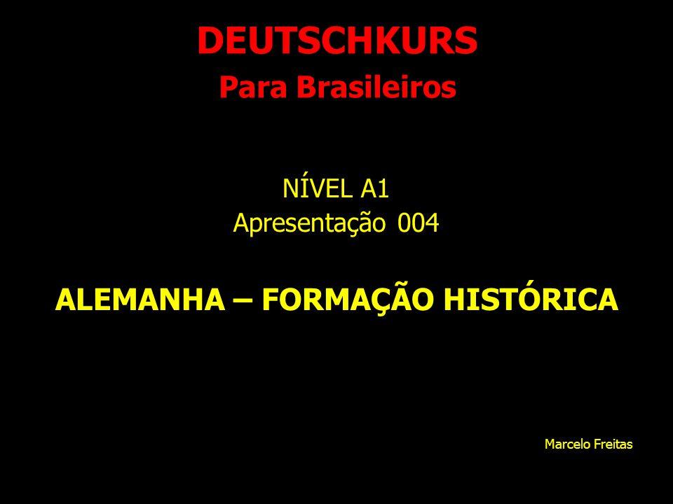 DEUTSCHKURS Para Brasileiros
