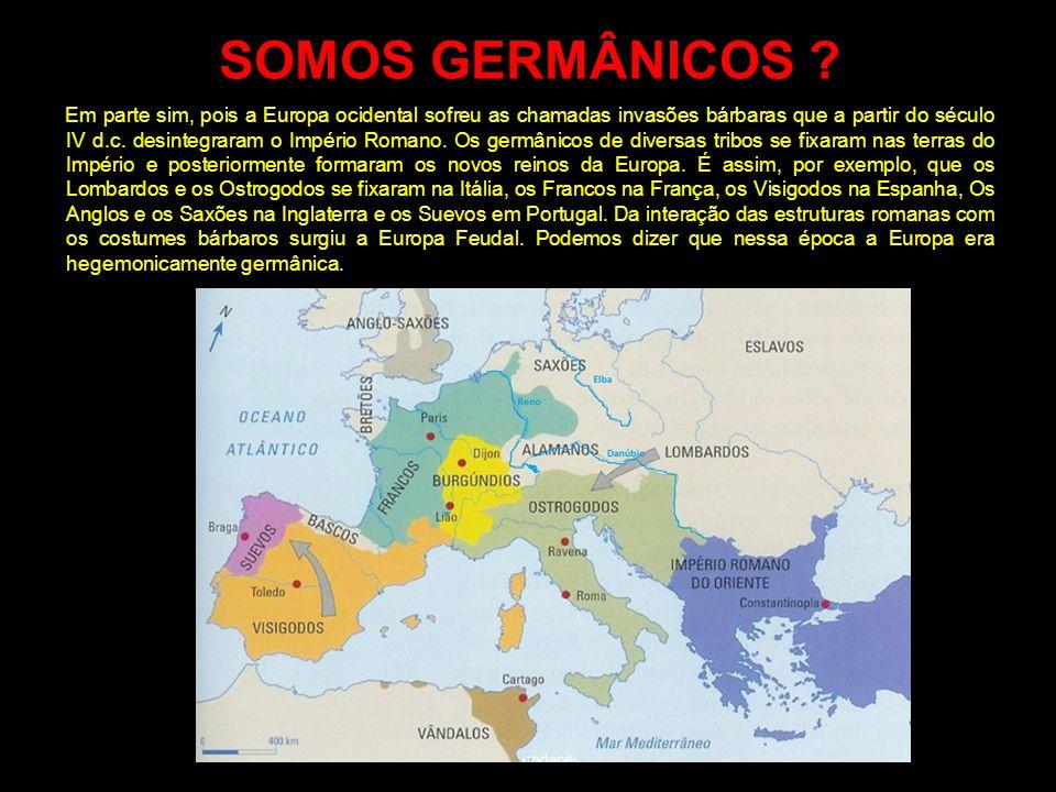 SOMOS GERMÂNICOS
