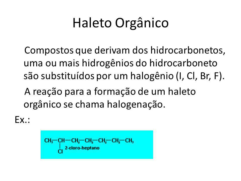 Haleto Orgânico