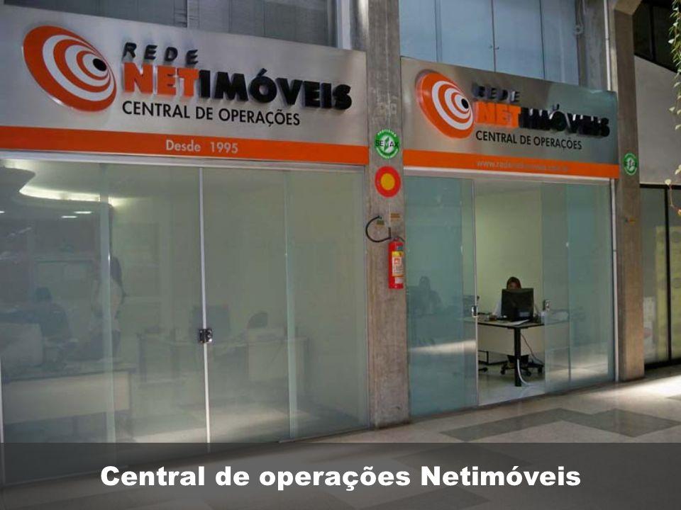 Central de operações Netimóveis