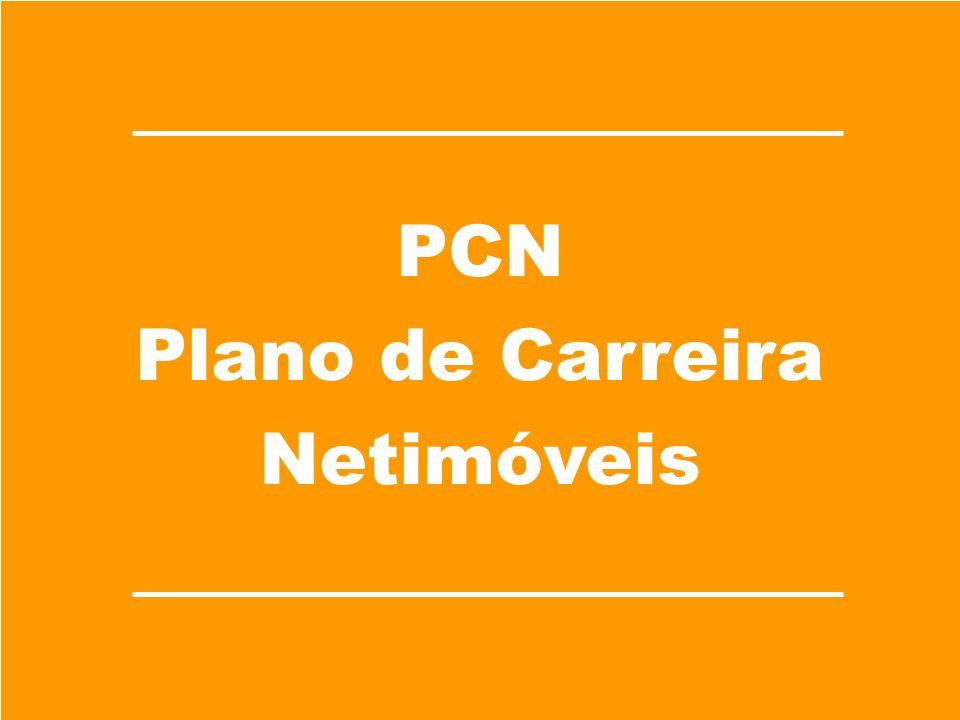 PCN Plano de Carreira Netimóveis Plano de Carreira Netimóveis