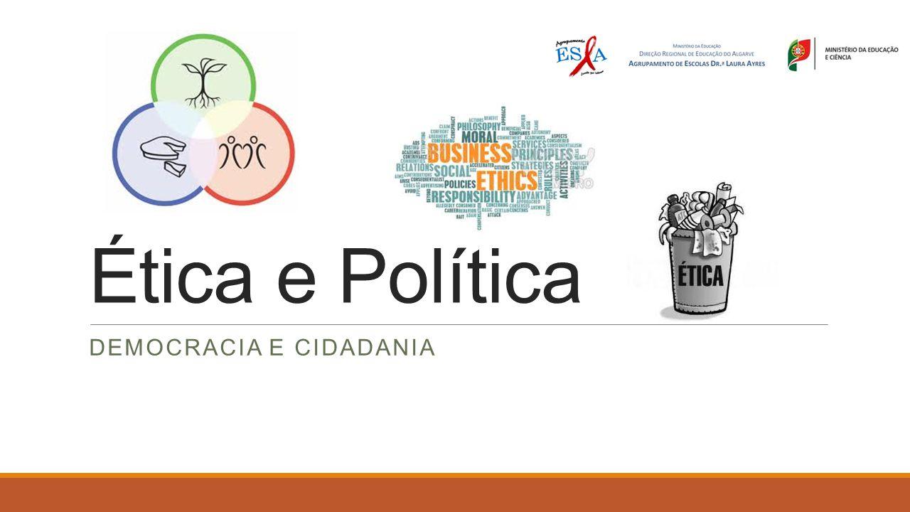 Área de Integração Democracia e cidadania