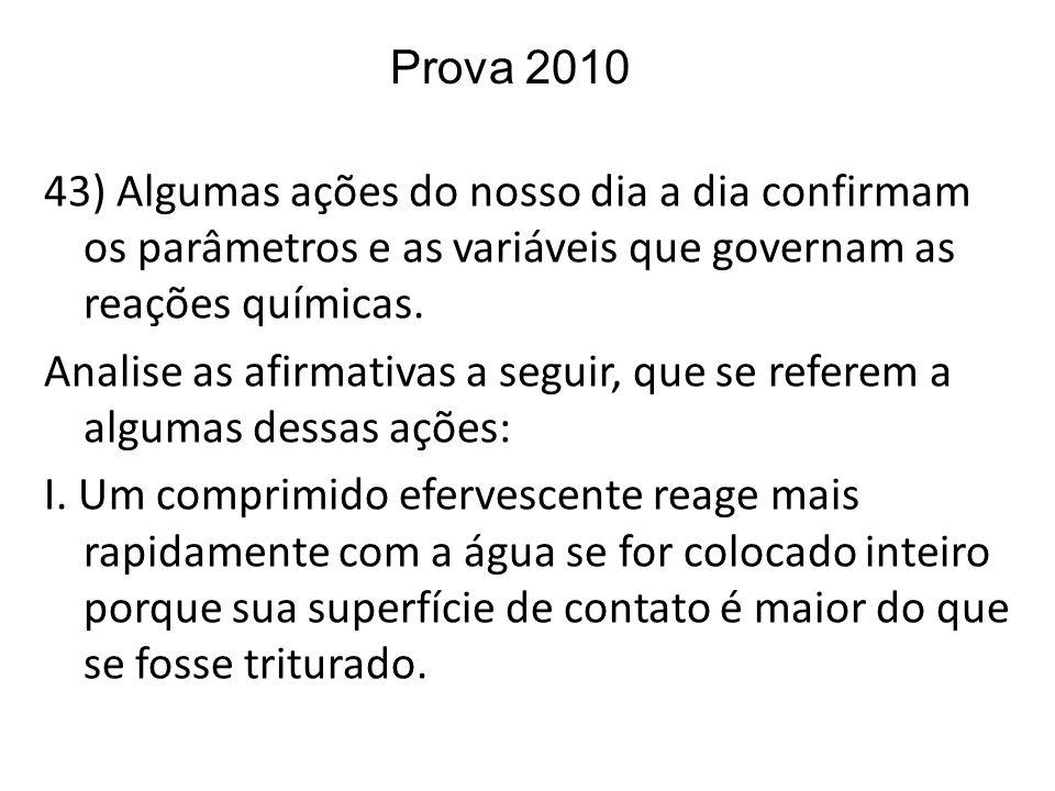 Prova 2010
