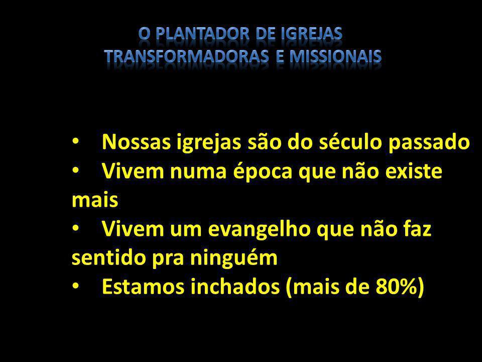 Transformadoras e Missionais