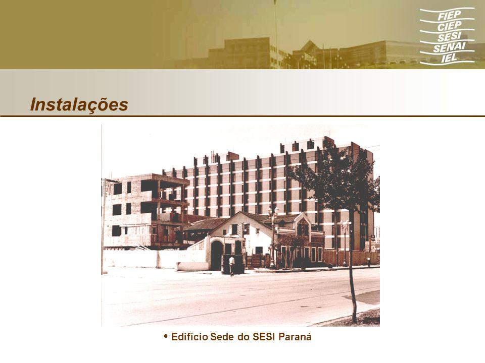 • Edifício Sede do SESI Paraná