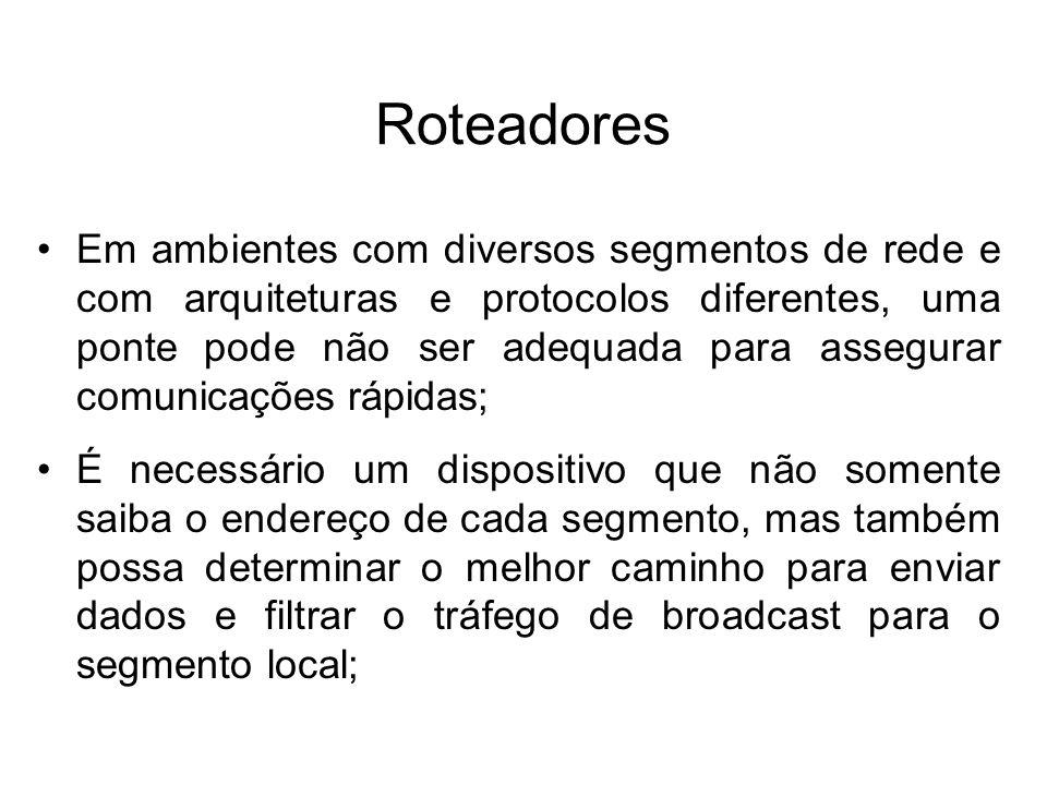Roteadores
