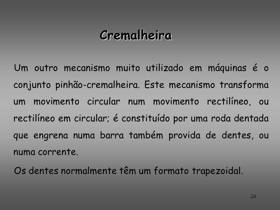 Cremalheira
