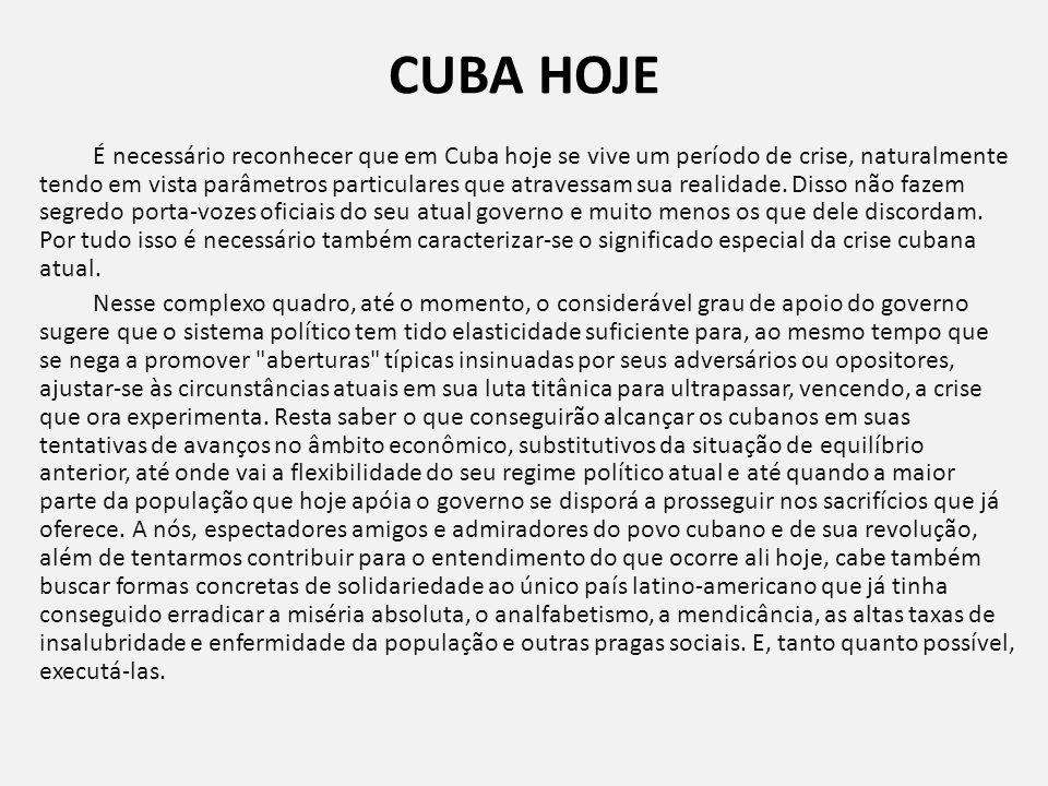 CUBA HOJE