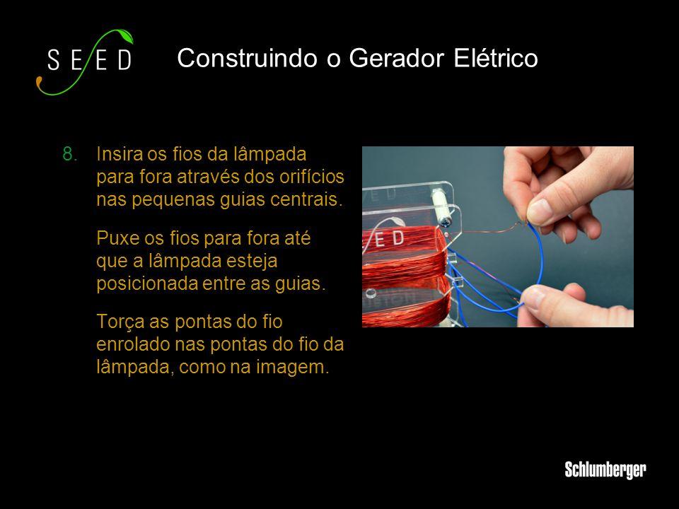Construindo o Gerador Elétrico