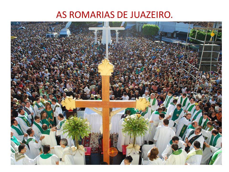 AS ROMARIAS DE JUAZEIRO.