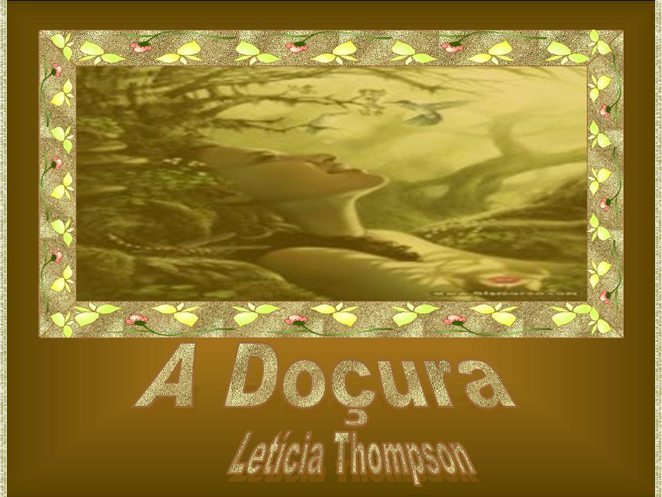 A Doçura Letícia Thompson