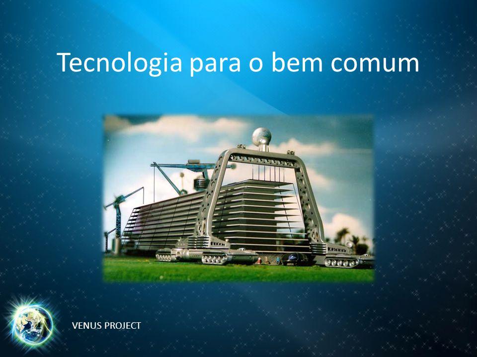 Tecnologia para o bem comum