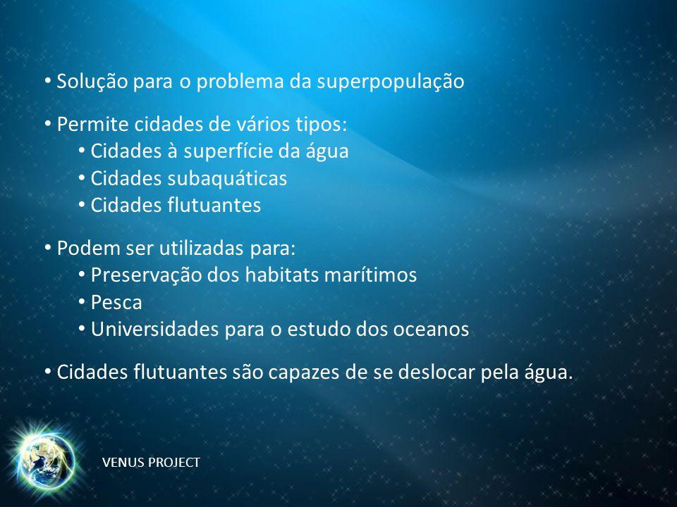 Solução para o problema da superpopulação
