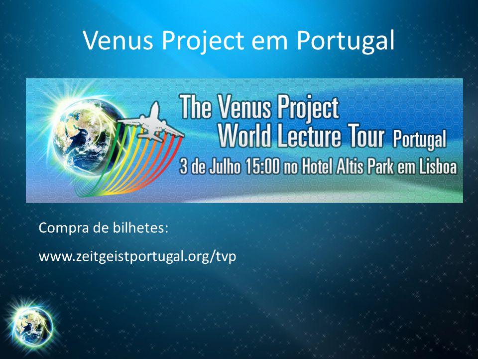 Venus Project em Portugal