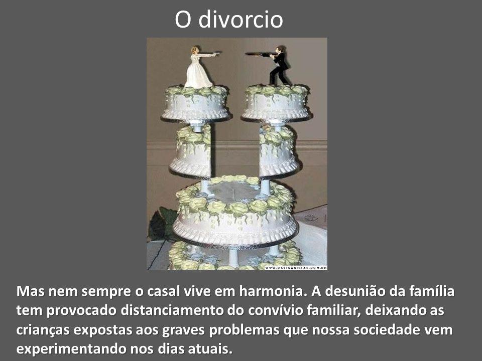 O divorcio