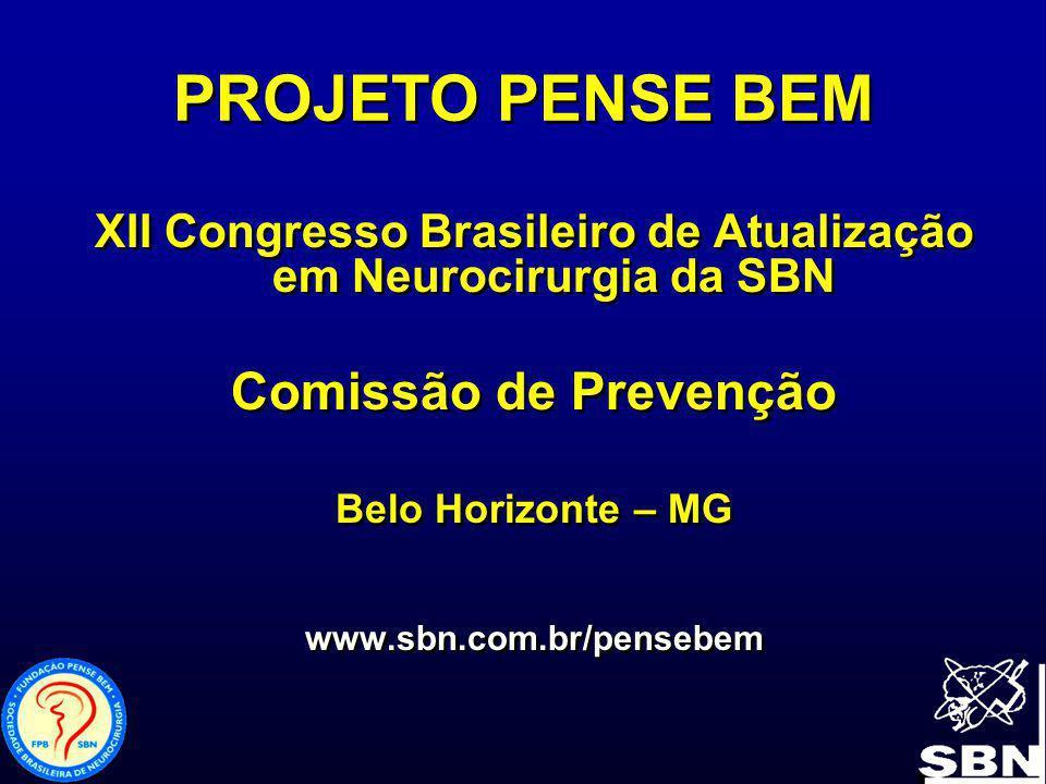 XII Congresso Brasileiro de Atualização em Neurocirurgia da SBN