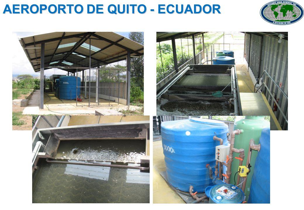 AEROPORTO DE QUITO - ECUADOR