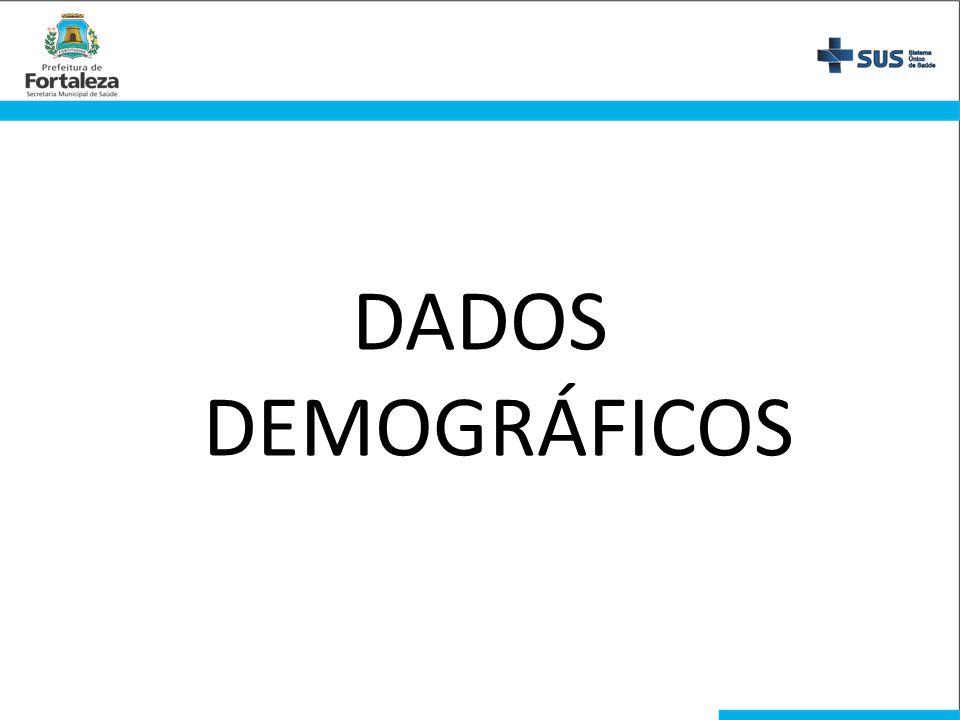 DADOS DEMOGRÁFICOS