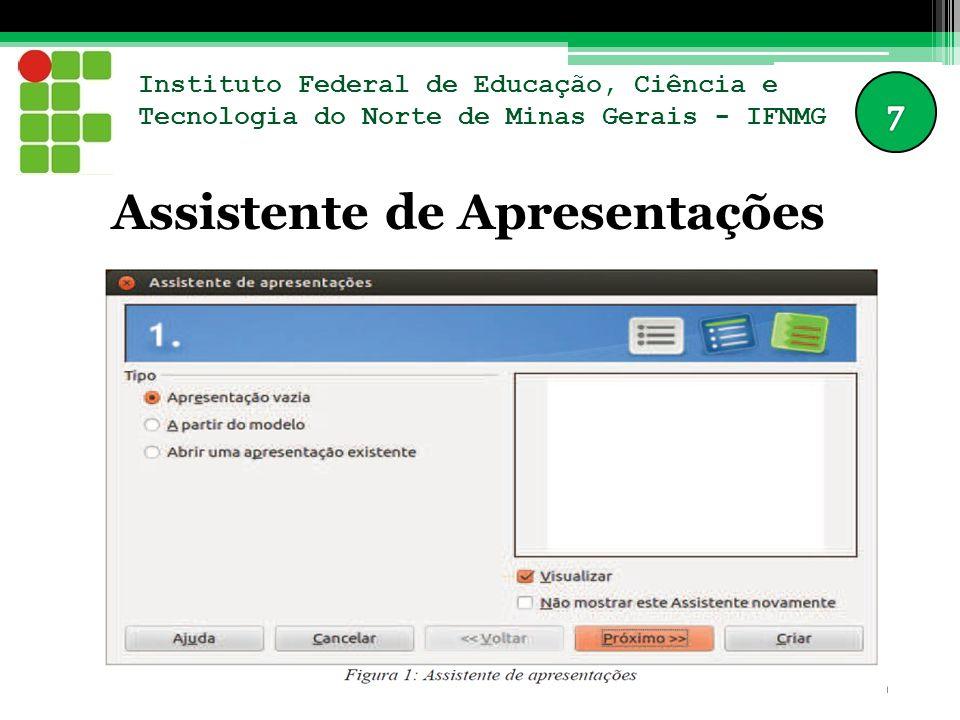 Assistente de Apresentações