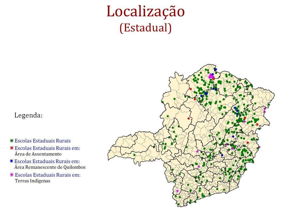 Localização (Estadual)