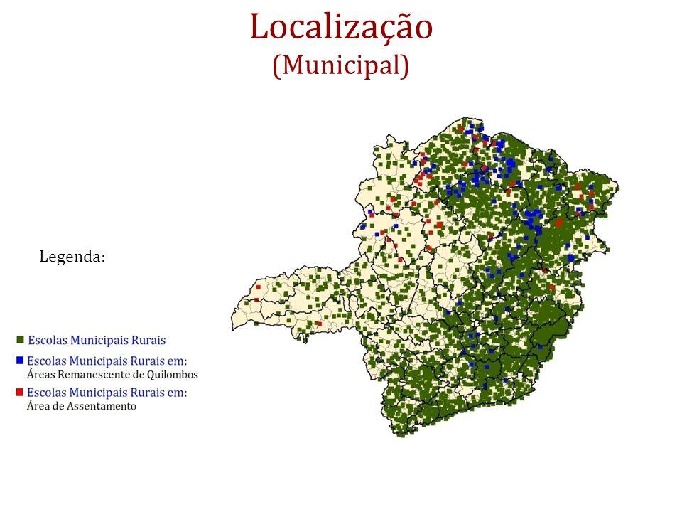 Localização (Municipal)