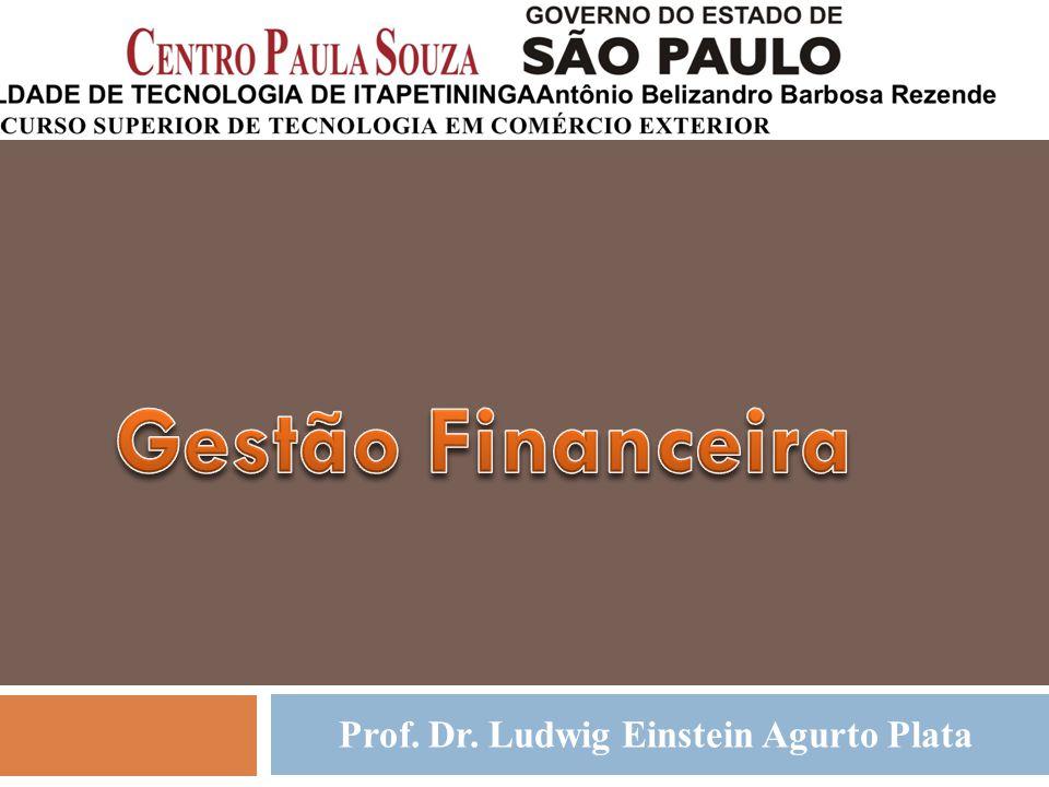 Prof. Dr. Ludwig Einstein Agurto Plata