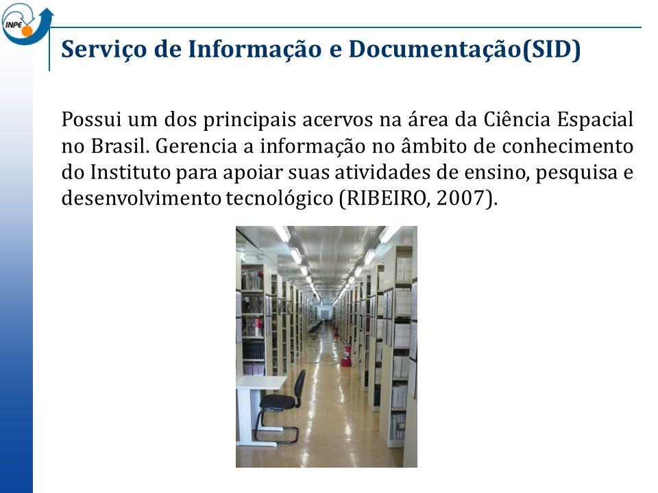 Serviço de Informação e Documentação(SID)