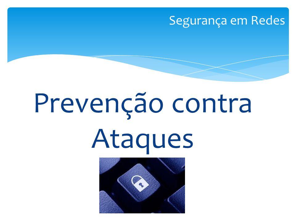 Prevenção contra Ataques