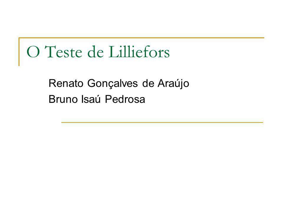 Renato Gonçalves de Araújo Bruno Isaú Pedrosa