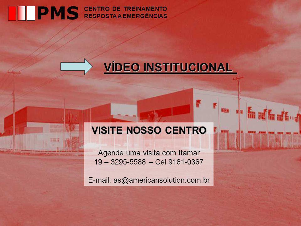 PMS VÍDEO INSTITUCIONAL VISITE NOSSO CENTRO