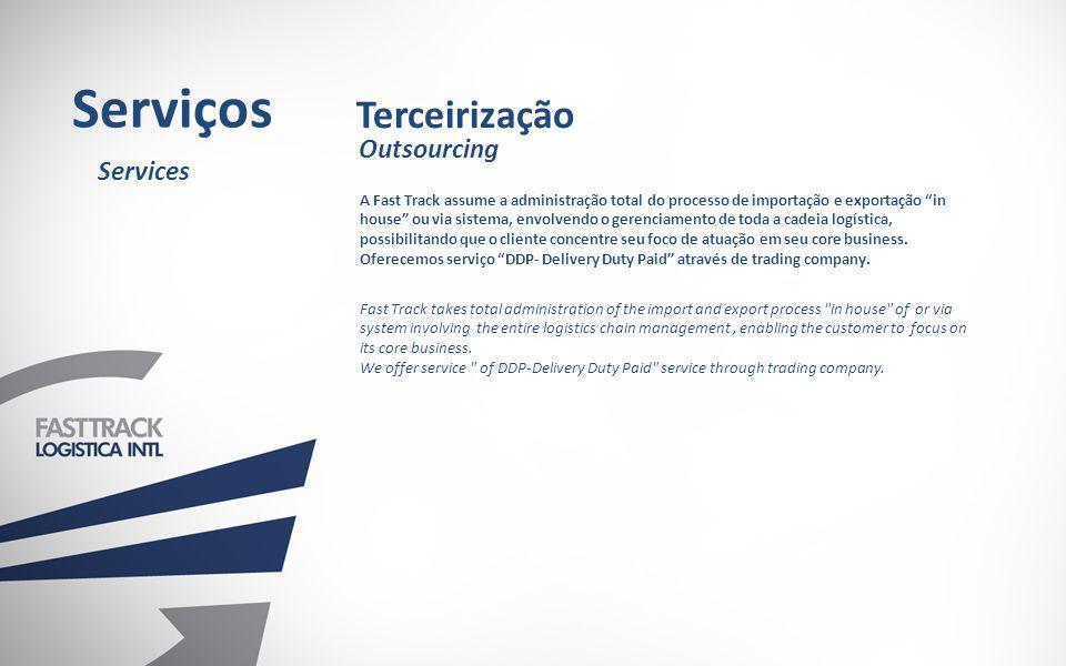 Serviços Terceirização Outsourcing Services