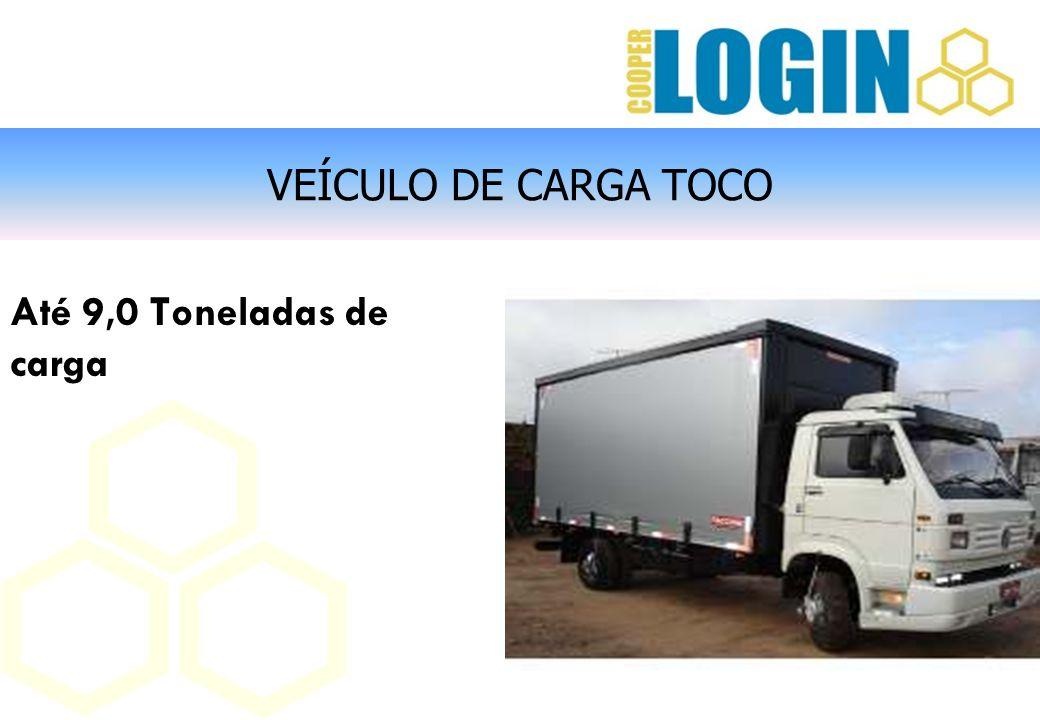 VEÍCULO DE CARGA TOCO Até 9,0 Toneladas de carga