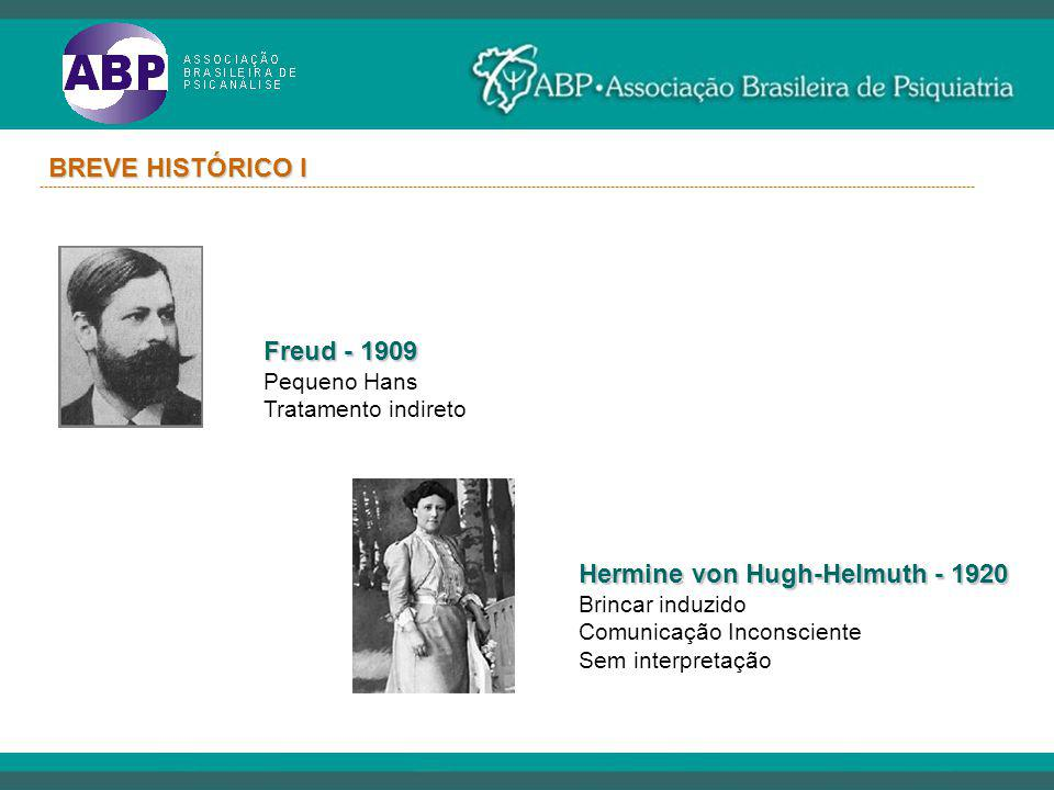 Hermine von Hugh-Helmuth - 1920