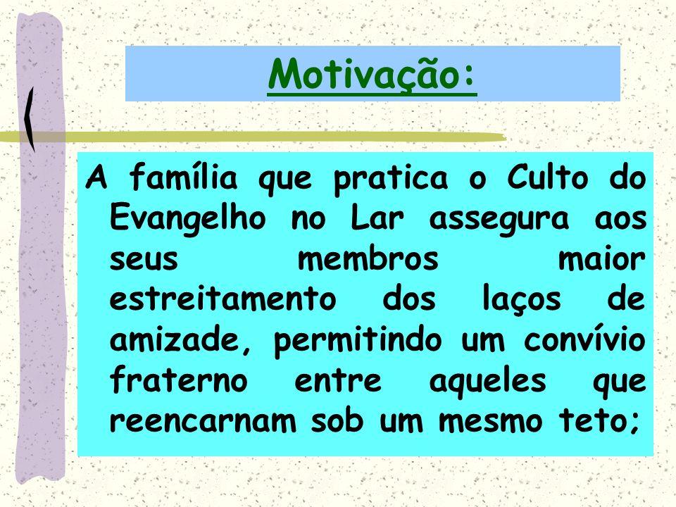 Motivação: