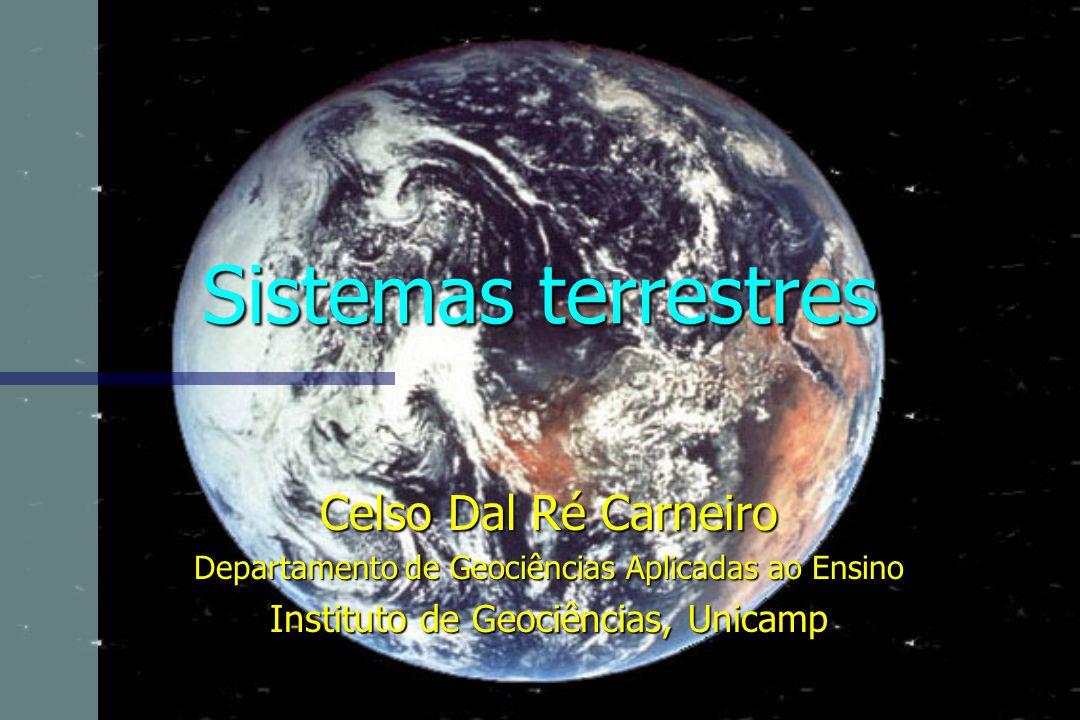 Sistemas terrestres Celso Dal Ré Carneiro