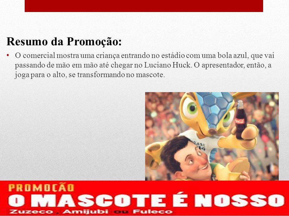 Resumo da Promoção: