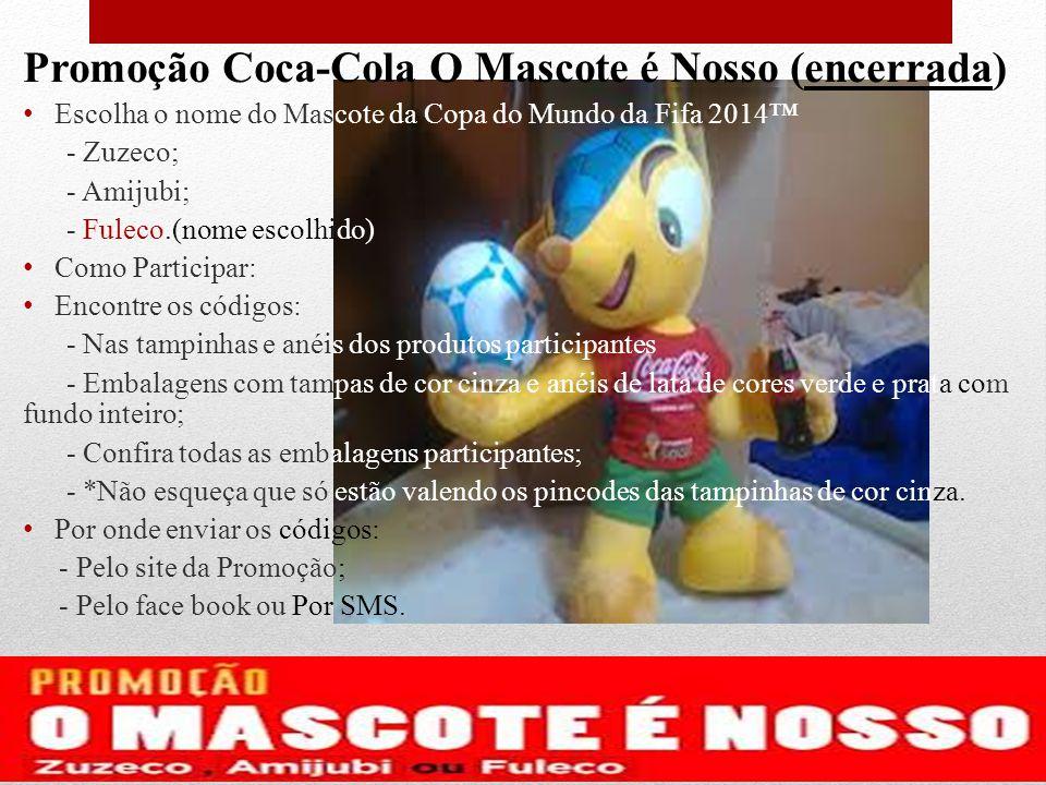 Promoção Coca-Cola O Mascote é Nosso (encerrada)