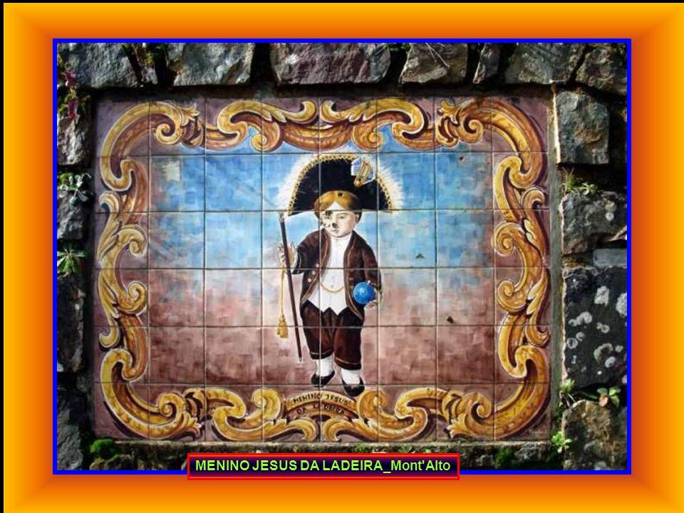 MENINO JESUS DA LADEIRA_Mont Alto