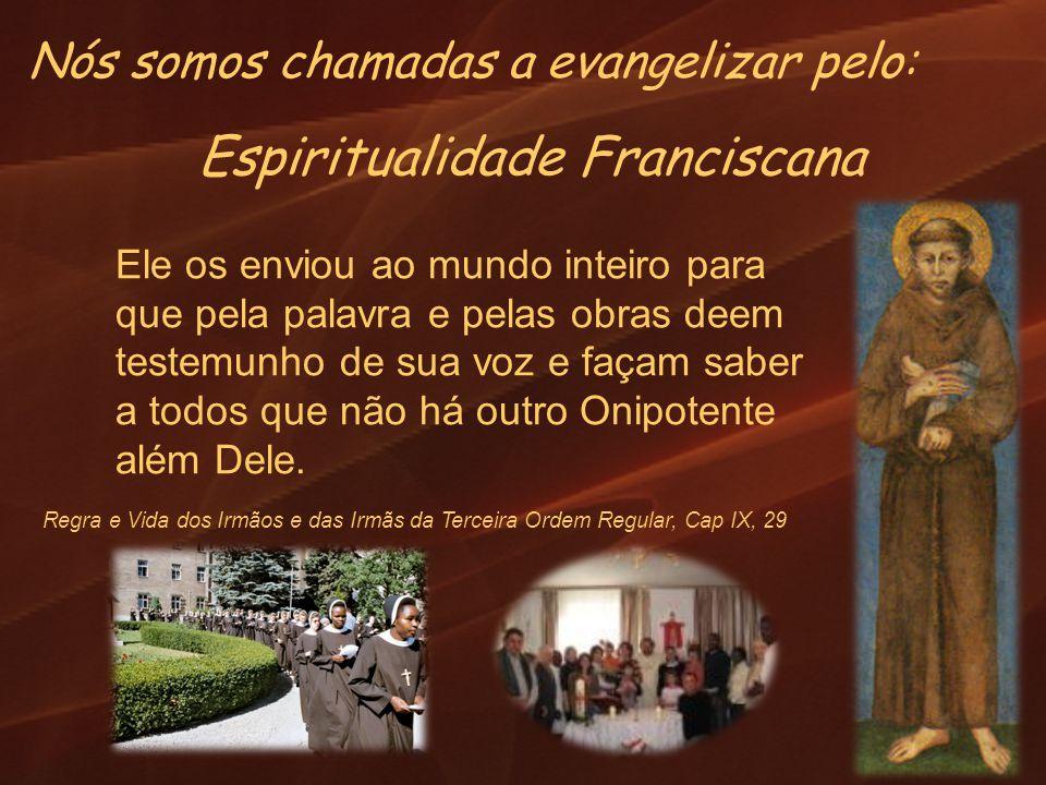 Espiritualidade Franciscana