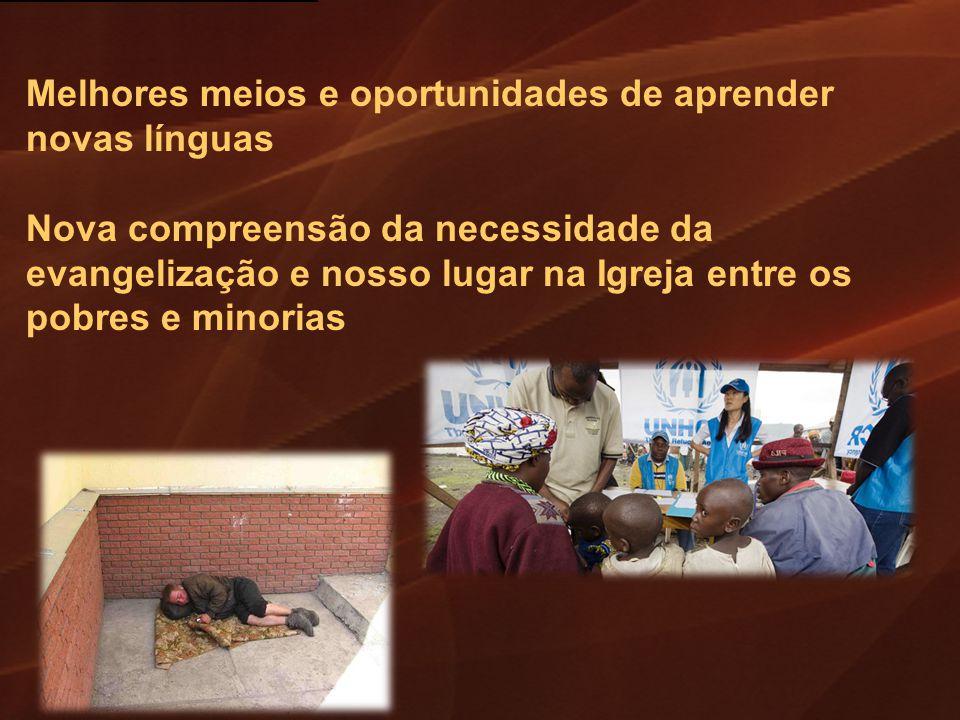 Melhores meios e oportunidades de aprender novas línguas