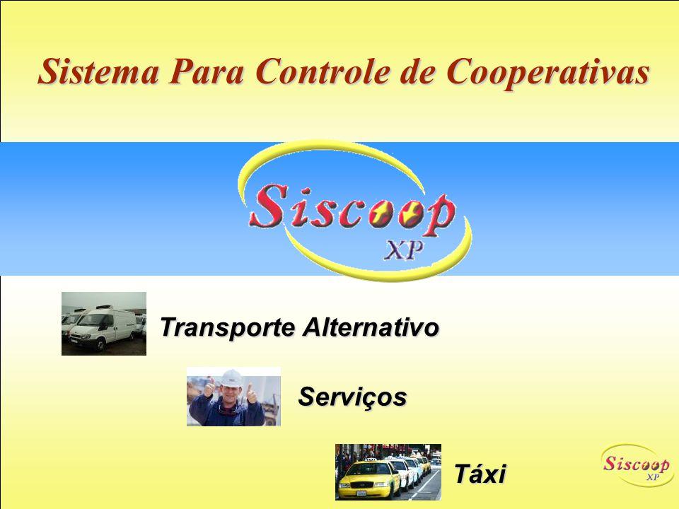 Sistema Para Controle de Cooperativas
