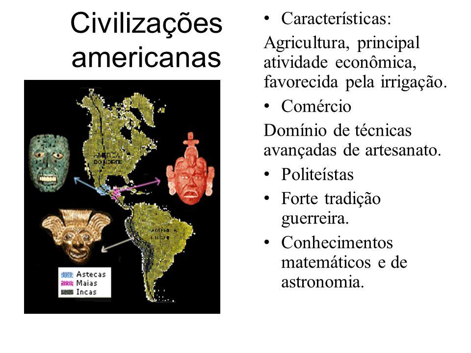 Civilizações americanas