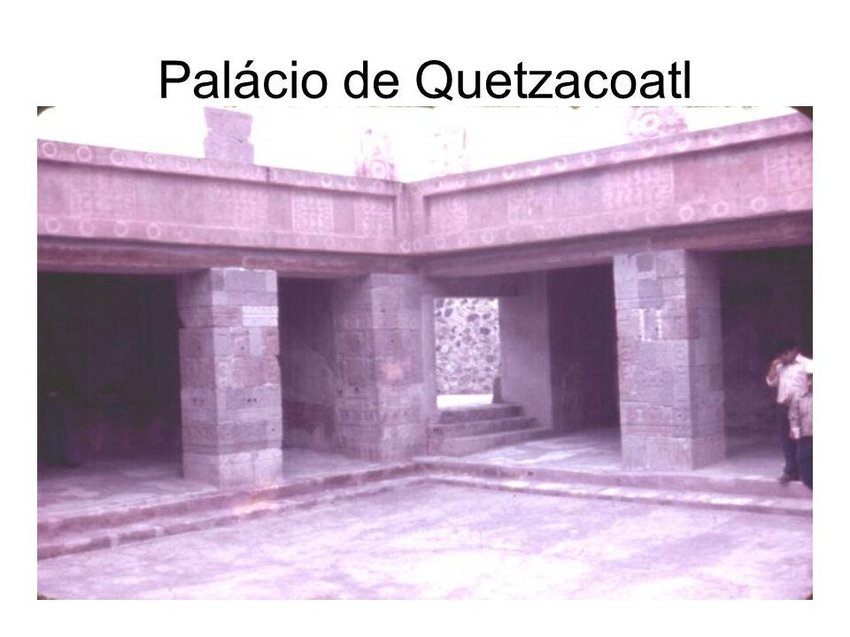 Palácio de Quetzacoatl
