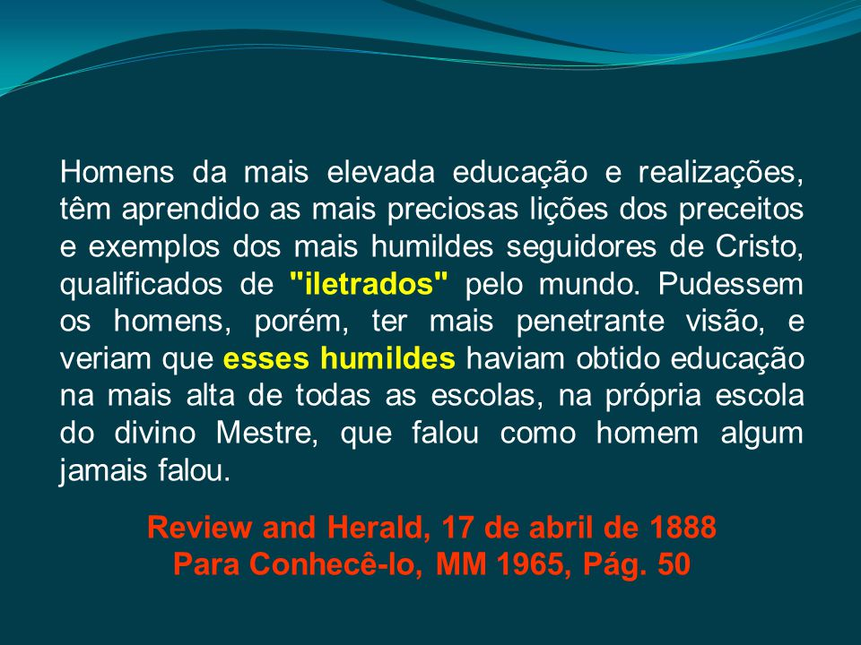 Review and Herald, 17 de abril de 1888